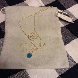 NWT Kendra Scott Annaliese Necklace